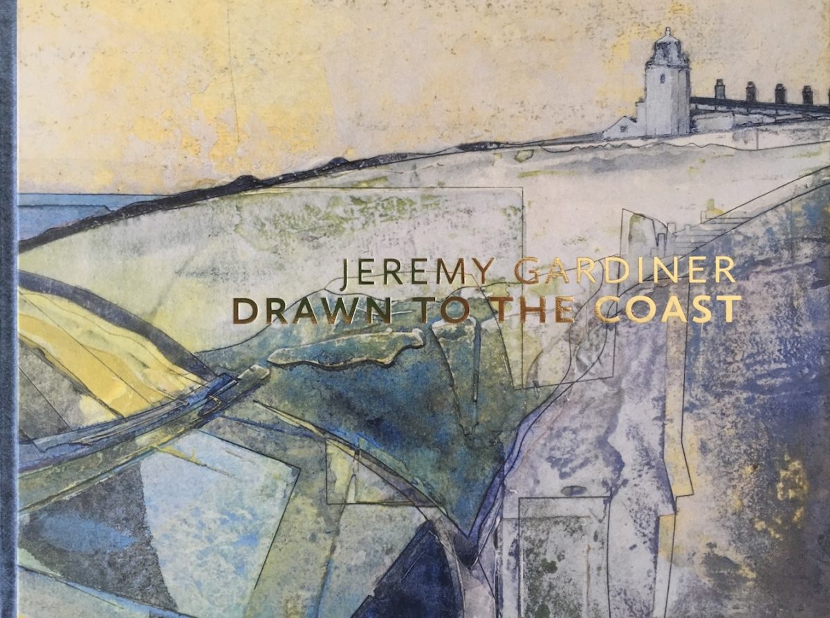 Drawn to the Coast BOOK new